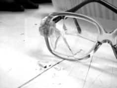 Zbite okulary