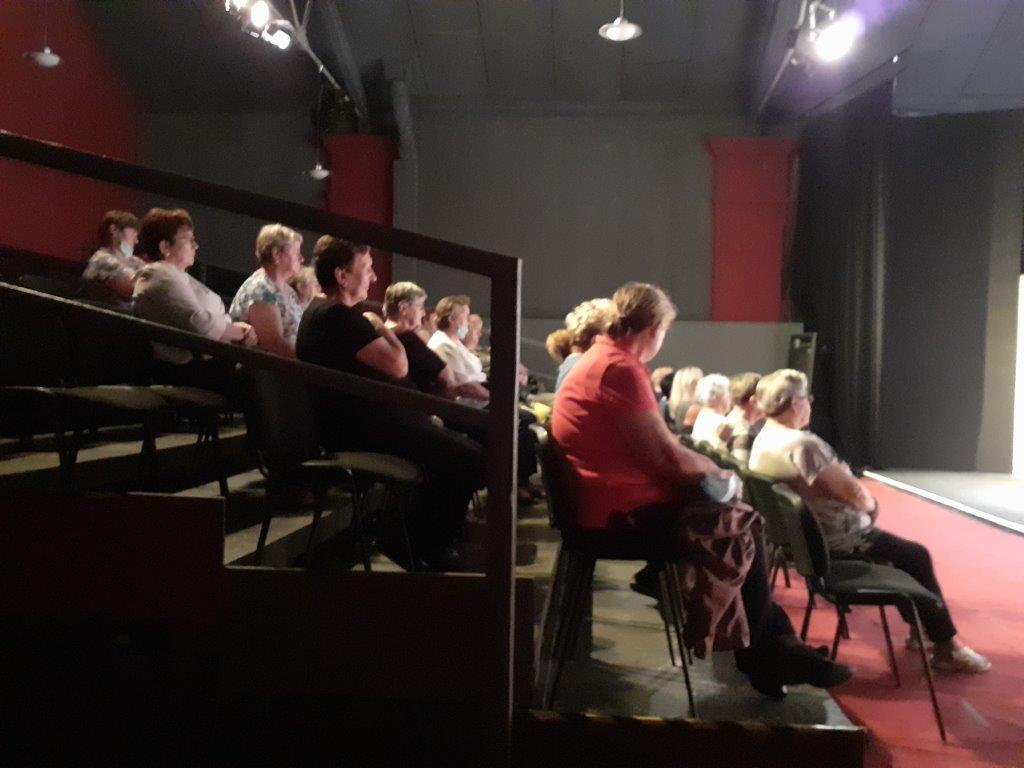 Spektakl Hipnoza